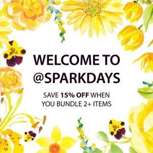 Spark your interest - send offer!